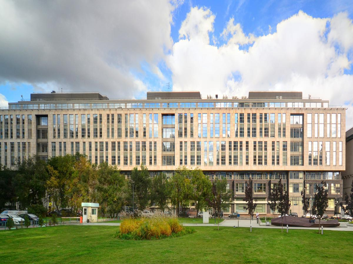Бизнес-центр Эрмитаж Плаза (Здание А), id id34207, фото 1