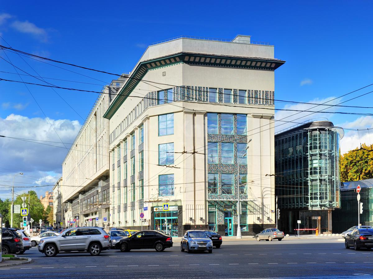 Бизнес-центр Эрмитаж Плаза (Здание А), id id34207, фото 4