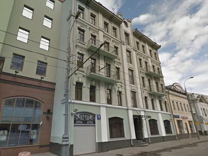 Особняк Долгоруковская улица, 9, id id34304, фото 1