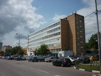 Бизнес-центр Новоостаповская улица, 5 стр. 14, id id3447, фото 1