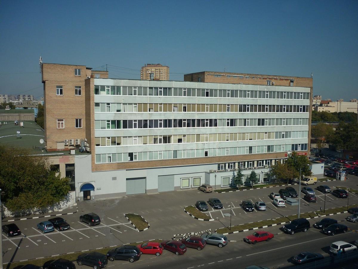 Бизнес-центр Новоостаповская улица, 5 стр. 14, id id3447, фото 2