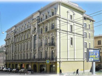 Многофункциональный комплекс Старая Басманная улица, 12, стр. 1, id id34503, фото 1