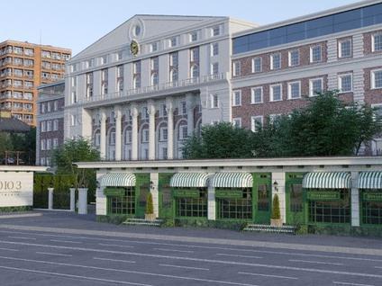 Особняк Новорязанская улица, 8 стр. 2А, id id34537, фото 1
