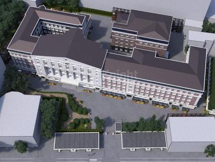 Особняк Новорязанская улица, 8 стр. 2А, id id34537, фото 3