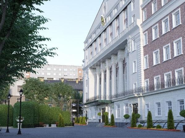 Особняк Новорязанская улица, 8 стр. 2А, id id34537, фото 2