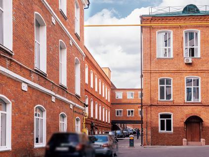 Многофункциональный комплекс Московский Шелк (Строение 6-8), id id34633, фото 1