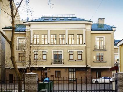 Особняк Сивцев Вражек улица, 45 стр.2, id id34730, фото 1