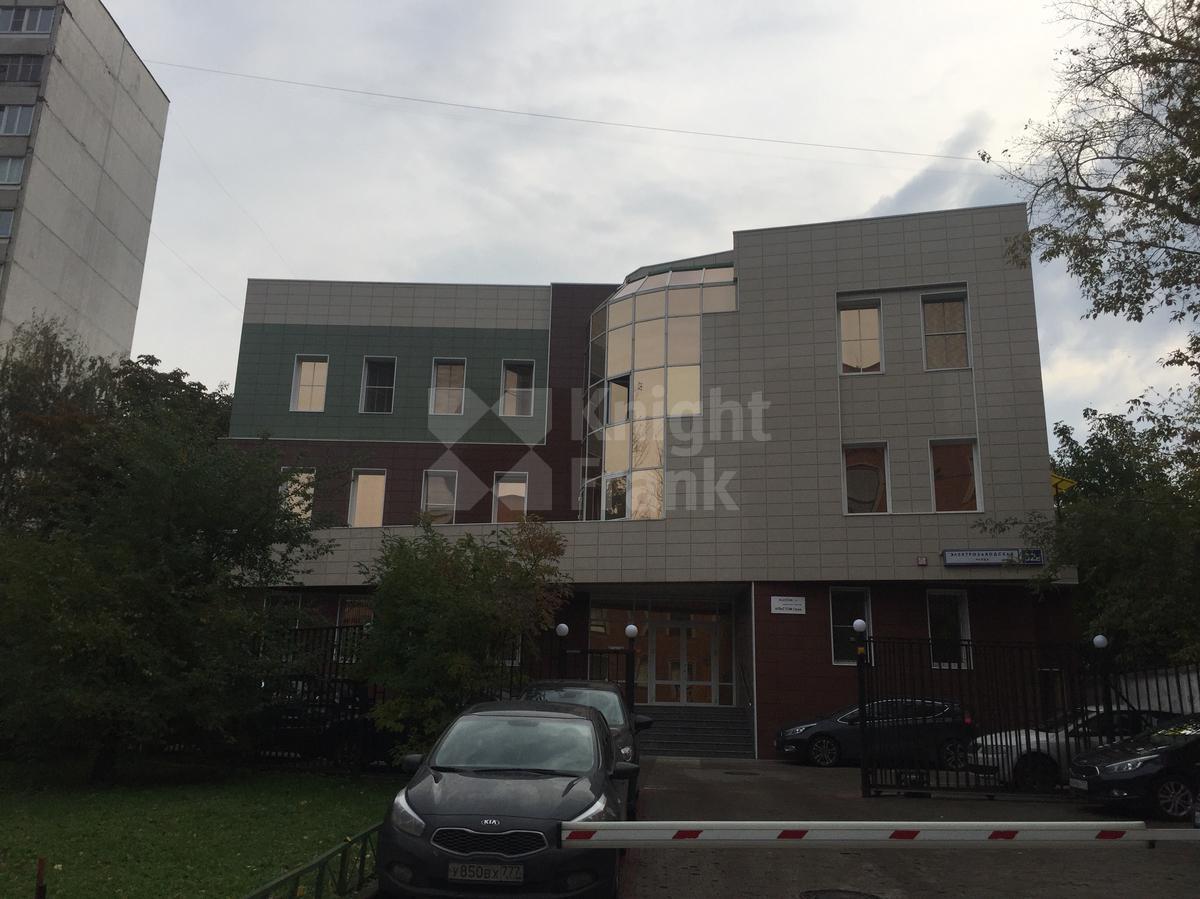 Особняк Электрозаводская улица, 32А, id os34747, фото 2