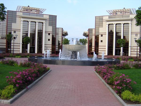 Бизнес-центр Резиденция на Рублевке (Здание В), id id34834, фото 5