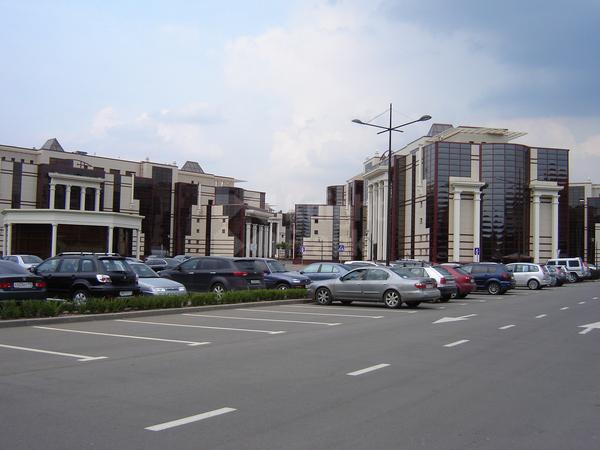 Бизнес-центр Резиденция на Рублевке (Здание В), id id34834, фото 2