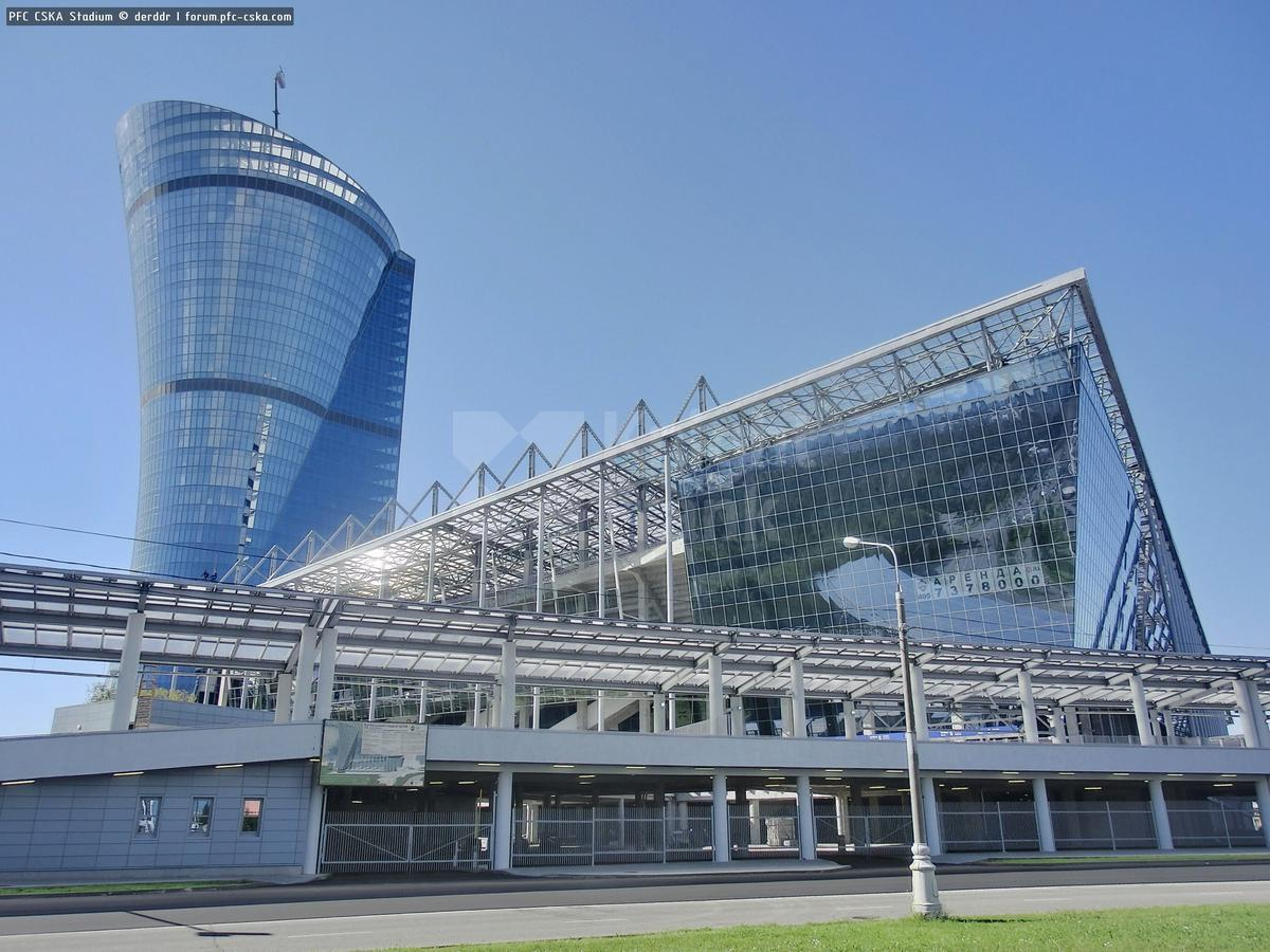 Многофункциональный комплекс ВЭБ АРЕНА (Red Tower), id id34983, фото 3