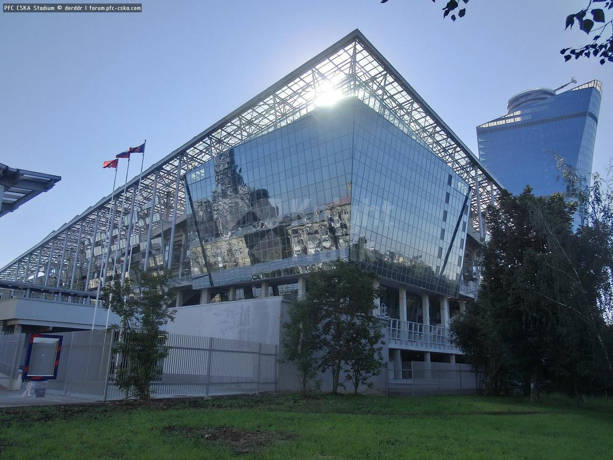 Многофункциональный комплекс ВЭБ АРЕНА (Red Tower), id id34983, фото 2