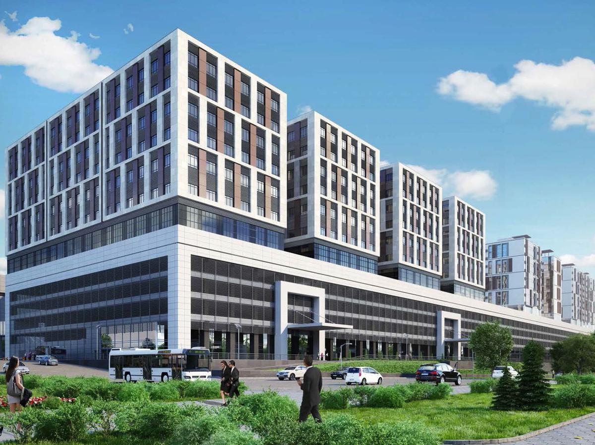 Многофункциональный комплекс Парк Легенд (Фаза 1), id id35021, фото 2