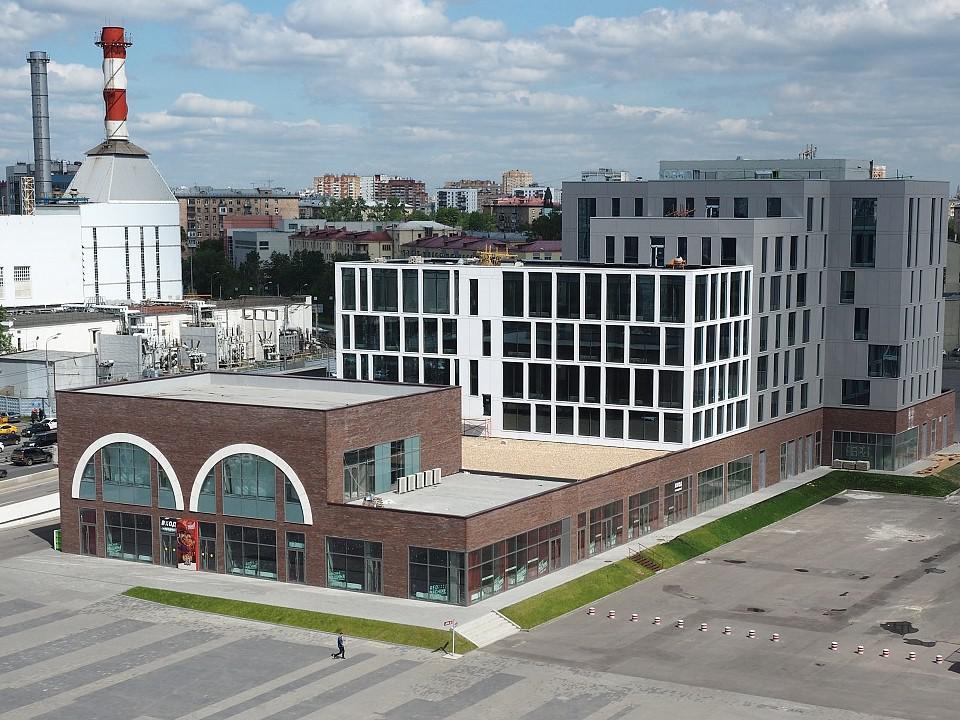 Многофункциональный комплекс Парк Легенд (Фаза 1), id id35021, фото 1