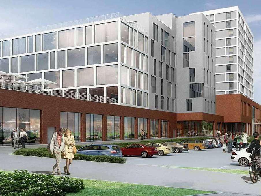 Многофункциональный комплекс Парк Легенд (Фаза 1), id id35021, фото 3