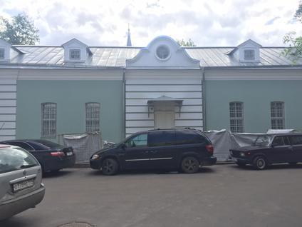 Особняк Флигель Долгоруких, id id35137, фото 1