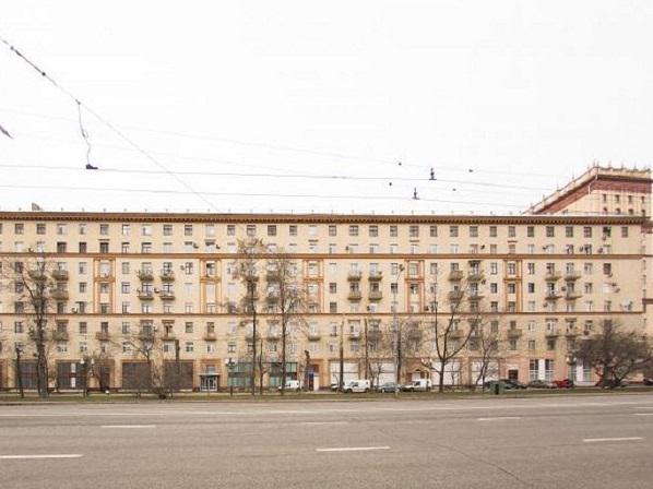 Многофункциональный комплекс Фрунзенская набережная, 46, id id35161, фото 1