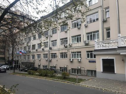 Особняк Комсомольский проспект, 42 стр. 3, id id35271, фото 1