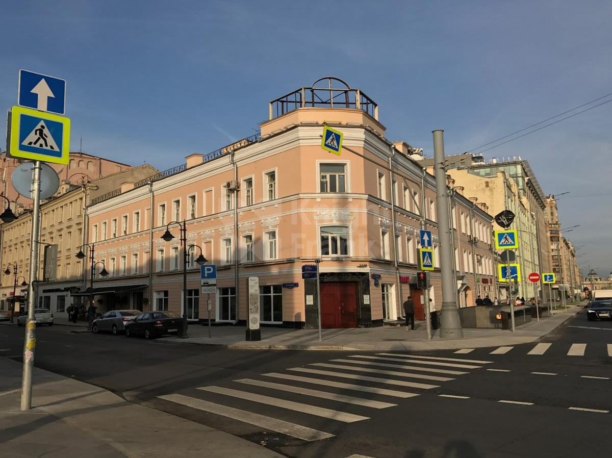 Особняк Валовая улица, 32 стр. 1/75, id id35314, фото 1