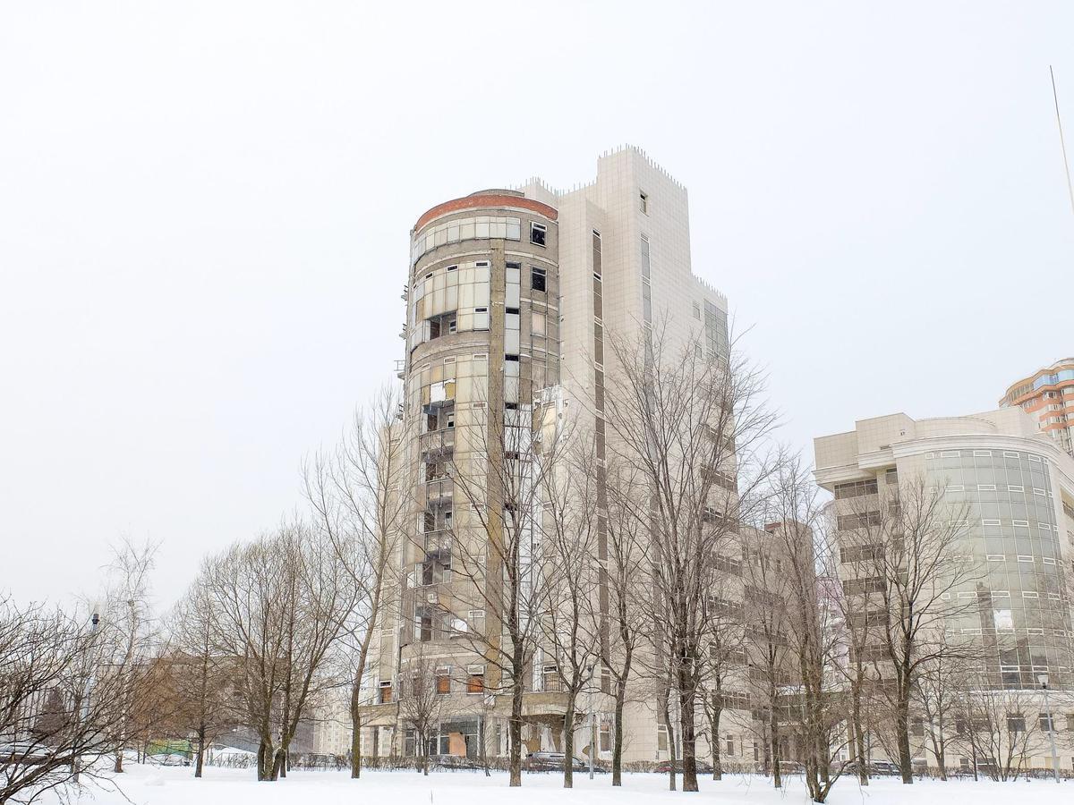 Бизнес-центр Вернадского проспект, 96 к. 4, id id35330, фото 3