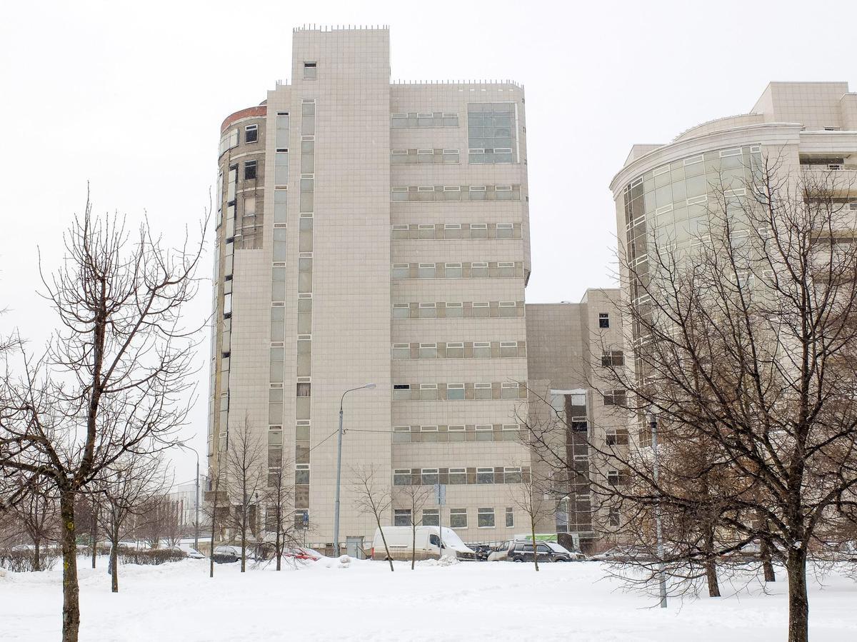 Бизнес-центр Вернадского проспект, 96 к. 4, id id35330, фото 2