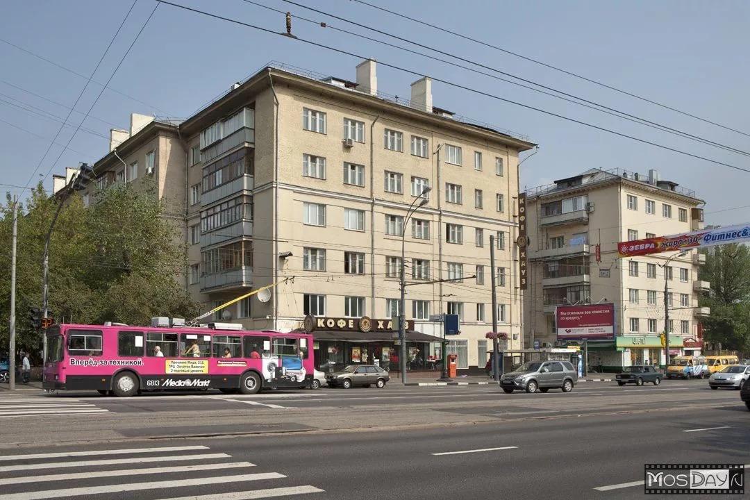 Бизнес-центр Стромынка улица, 21/2, id id35334, фото 1
