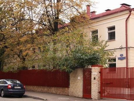 Особняк Мерзляковский переулок, 22, id id35549, фото 1