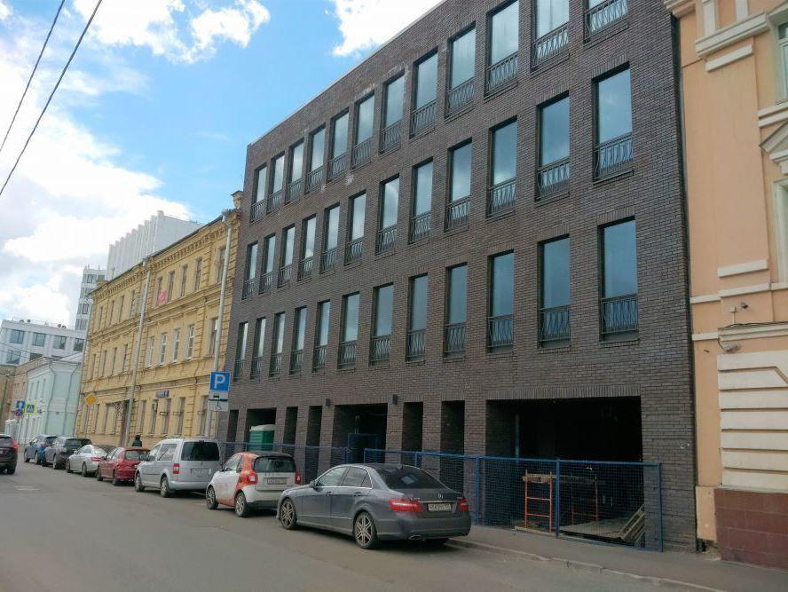 Бизнес-центр Озерковская набережная, 14, id id3555, фото 1