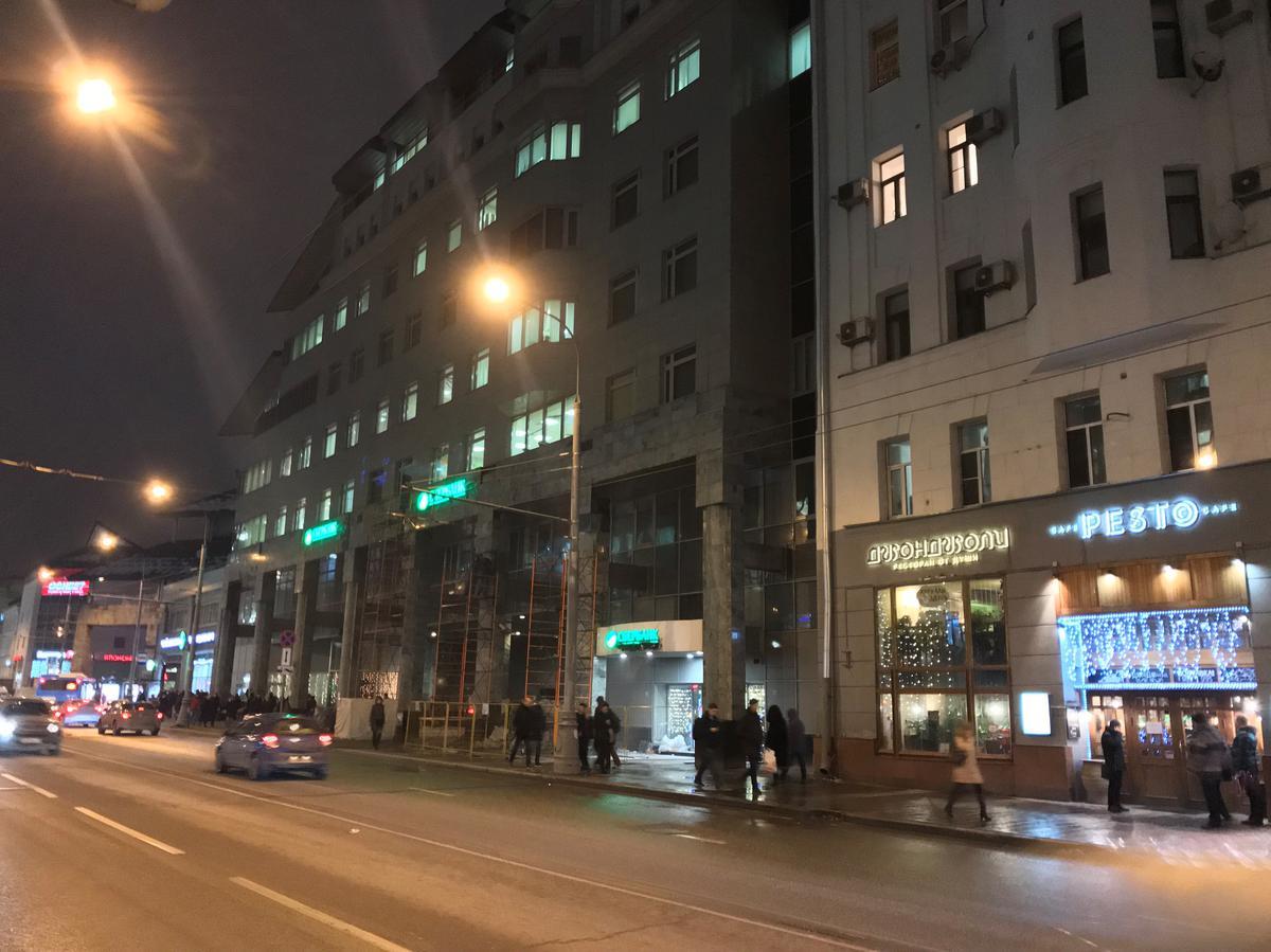 Бизнес-центр Новослободская улица, 16, id id35628, фото 2