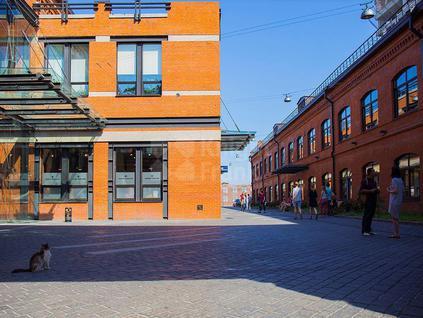 Бизнес-центр Даниловская Мануфактура, 1867, Корпус Ряды Солдатенкова-2, id id35671, фото 2