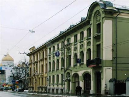 Особняк Остоженка улица, 19, id id35735, фото 1