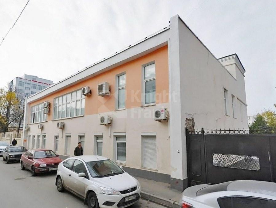 Особняк Переведеновский переулок, 13 стр. 15, id id35747, фото 1