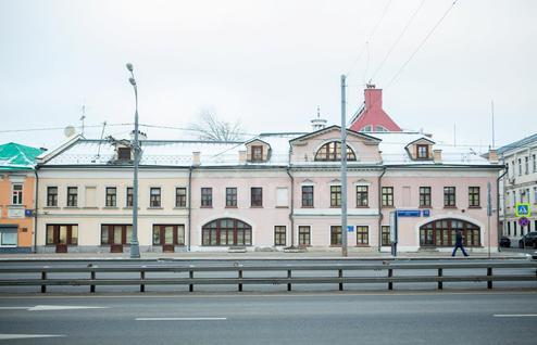 Особняк Сергия Радонежского улица, 13, id id35837, фото 1