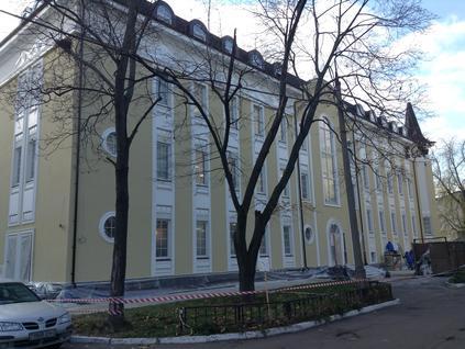 Особняк Олсуфьевский переулок, 8 стр. 6, id id3588, фото 1