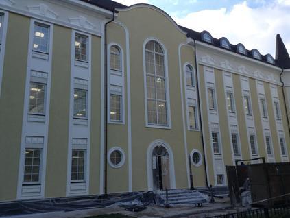 Особняк Олсуфьевский переулок, 8 стр. 6, id id3588, фото 2