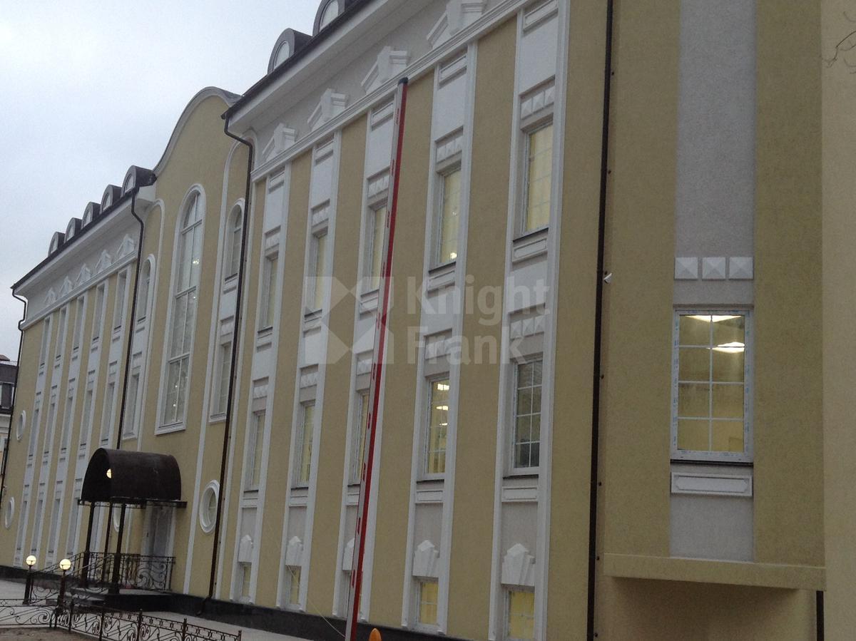 Особняк Олсуфьевский переулок, 8 стр. 6, id id3588, фото 3