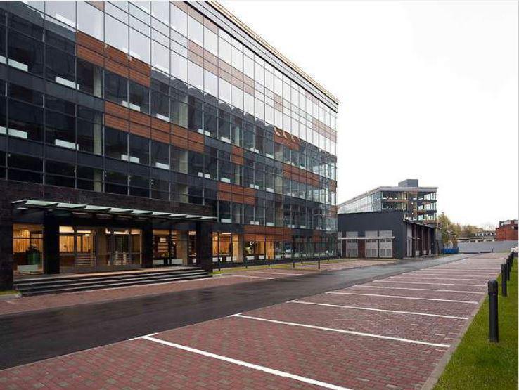 Бизнес-парк Сириус Парк (Строение 9), id id35918, фото 3