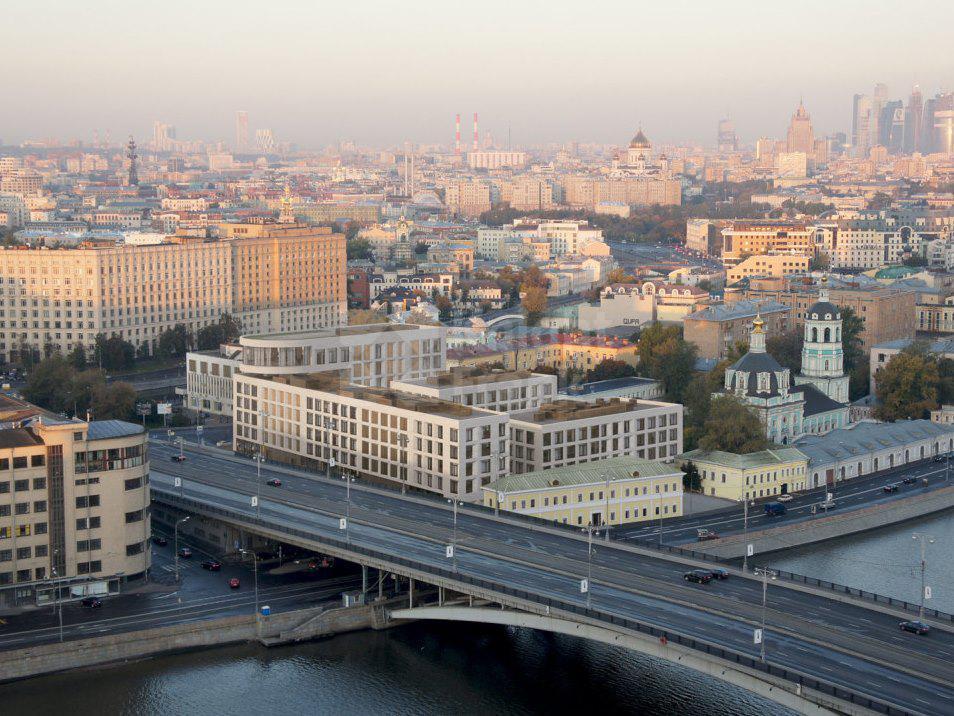 Помещение свободного назначения Балчуг Резиденс (Корпус 2), id id35952, фото 2