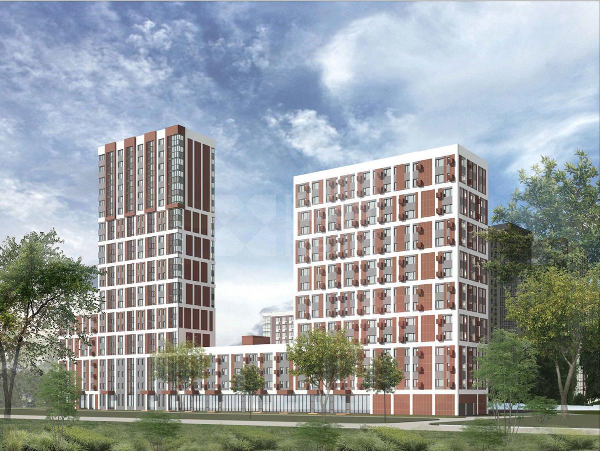 Многофункциональный комплекс МФК Дмитровское шоссе, 107 (Корпус 8), id id35988, фото 1