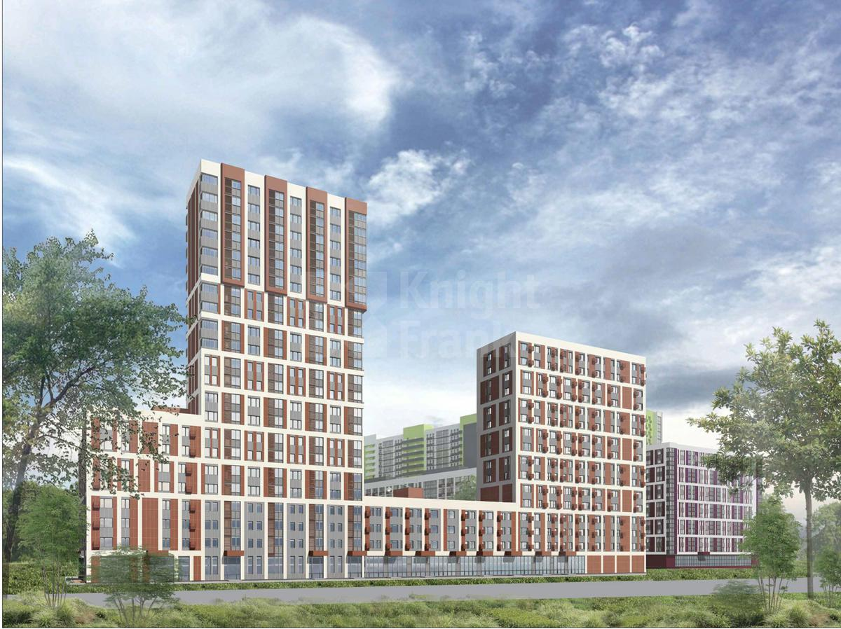 Многофункциональный комплекс МФК Дмитровское шоссе, 107 (Корпус 8), id id35988, фото 2