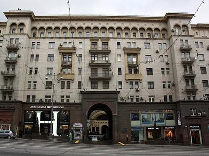 Особняк Тверская улица, 6 стр. 2, id id36007, фото 3