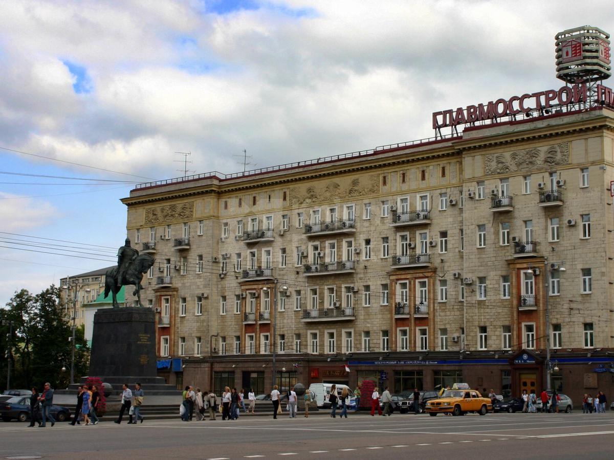 Особняк Тверская улица, 6 стр. 2, id id36007, фото 2