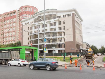 Офисное здание Мичуринский проспект, 31 к. 7, id os36103, фото 1