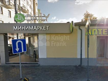 Особняк Новокузнецкая улица, 1 стр. 1, id os36118, фото 3