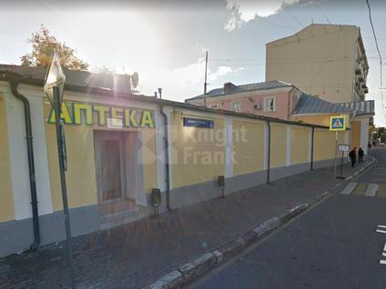 Особняк Новокузнецкая улица, 1 стр. 1, id os36118, фото 2