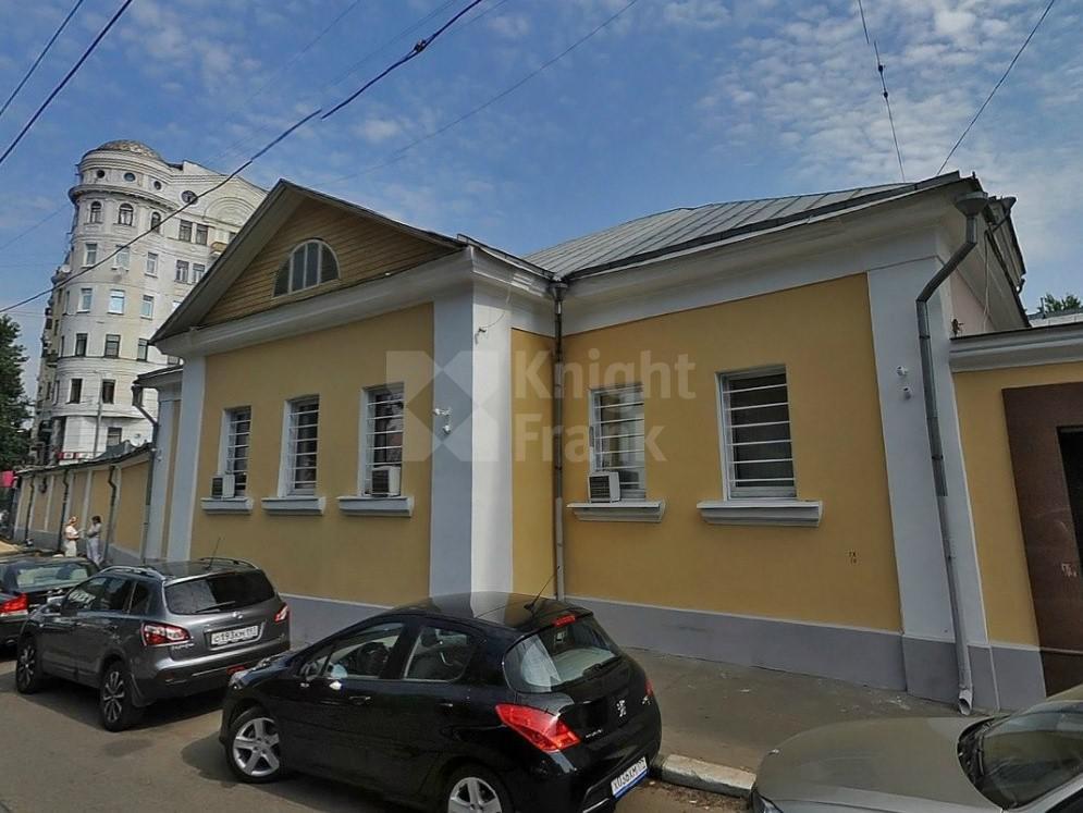 Особняк Новокузнецкая улица, 1 стр. 1, id id36118, фото 1