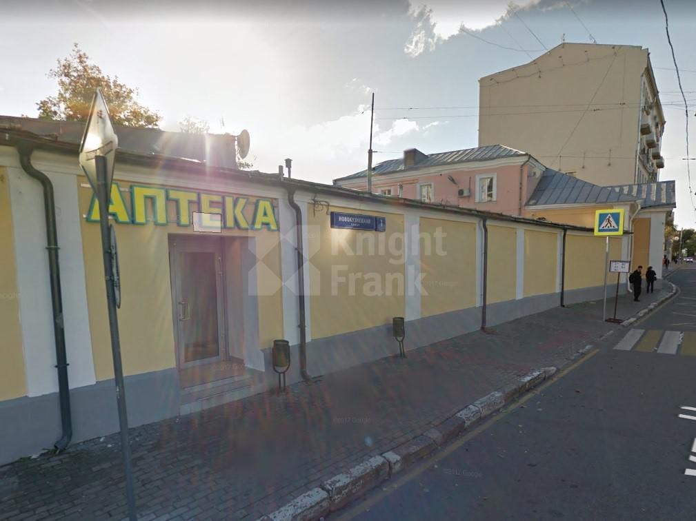 Особняк Новокузнецкая улица, 1 стр. 1, id id36118, фото 2