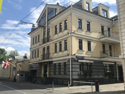 Особняк Пречистенский переулок, 9А, id id36327, фото 2