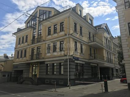 Особняк Пречистенский переулок, 9А, id id36327, фото 1