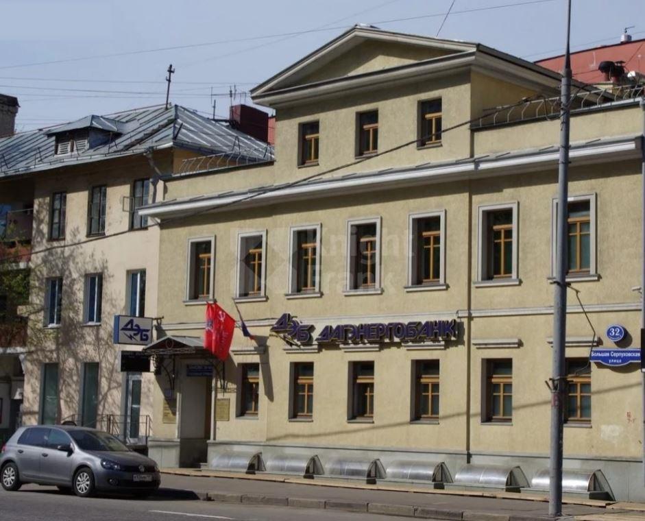 Особняк Серпуховская Б. улица, 32 стр. 2, id id36361, фото 1